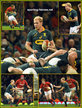 Ross CRONJE - South Africa - International Rugby Union Caps.