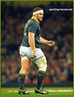 Wilco LOUW - South Africa - International Rugby Union Caps.