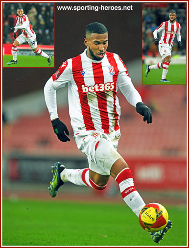 Tyrese CAMPBELL - Stoke City FC - League Appearances