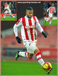 Tyrese CAMPBELL - Stoke City FC - League appearances.