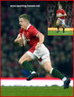 Gareth ANSCOMBE - Wales - International Rugby Union Caps.