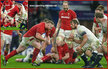 Samson LEE - Wales - International Rugby Caps 2018 -