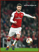 Shkodran MUSTAFI - Arsenal FC - 2017-2018 Europa League.
