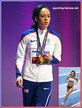 Katarina JOHNSON-THOMPSON - Great Britain & N.I. - 2018 World Indoor pentathlon Champion.