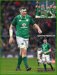 Peter O'MAHONY - Ireland (Rugby) - 2018 Grand Slam.