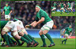 CJ STANDER - Ireland (Rugby) - 2018 Six Nations Grand Slam.