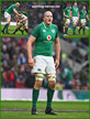 Devin TONER - Ireland (Rugby) - 2018 Six Nations Grand Slam.