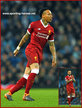 Nathaniel CLYNE - Liverpool FC - 2017/18 Champions League. Knock out games.