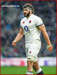 Don ARMAND - England - International rugby caps.