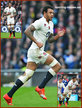 Courtney LAWES - England - International Rugby Caps 2009 - 2015