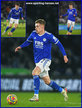 Harvey BARNES - Leicester City FC - Premier League Appearances
