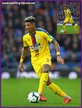 Patrick VAN AANHOLT - Crystal Palace - Premier League Appearances
