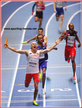 Jakub KRZEWINA - Poland - Gold medal 4x400m at 2018 World Indoor Championships