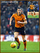 Ryan BENNETT - Wolverhampton Wanderers - League Appearances