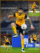 Ruben NEVES - Wolverhampton Wanderers - League Appearances
