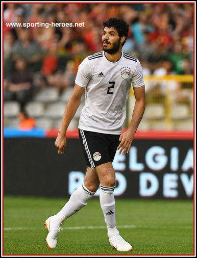 Ali GABR - Egypt - 2018 FIFA World Cup games.