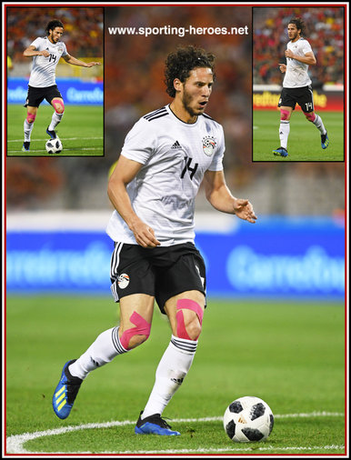 Ramadan SOBHI - Egypt - 2018 FIFA World Cup games.