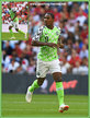 Odion IGHALO - Nigeria - 2018 FIFA World Cup games.
