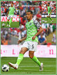 William TROOST-EKONG - Nigeria - 2018 FIFA World Cup games.