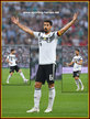 Sami KHEDIRA - Germany - 2018 FIFA World Cup games.