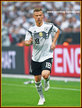 Joshua KIMMICH - Germany - 2018 FIFA World Cup games.