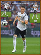 Niklas SULE - Germany - 2018 FIFA World Cup games.