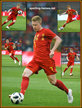Kevin De BRUYNE - Belgium - 2018 FIFA World Cup games.