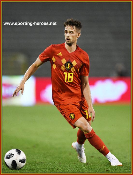 Adnan Januzaj Belgium  Fifa World Cup Games