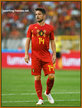 Dries MERTENS - Belgium - 2018 FIFA World Cup games.