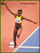 Kimberly WILLIAMS - Jamaica - Bronze medal at 2018 World Indoor Championships.