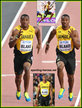Yohan BLAKE - Jamaica - Fourth place in 100m final at 2017 World Championships.