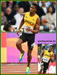 Demish GAYE - Jamaica - Sixth in 400m at 2017 World Championships.