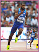 Ameer WEBB - U.S.A. - Fifth in 200m at 2017 World Championships.