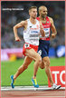 Marcin LEWANDOWSKI - Poland - Seventh in 1500m at 2017 World Championships.