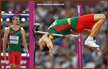 Edgar RIVERA - Mexico - high jump 4th place at 2017 World Championships.