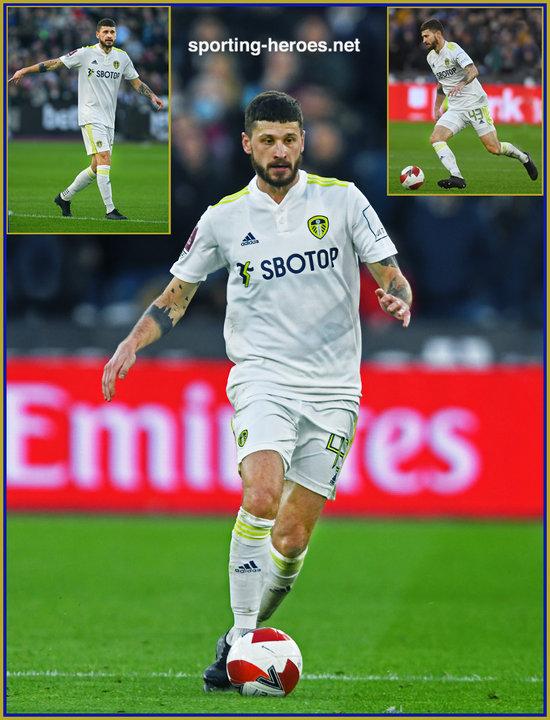 Mateusz Klich League Appearances Leeds United Fc