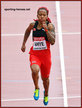 Michelle-Lee AHYE - Trinidad & Tobago - 6th in 100m at 2017 World Championships.