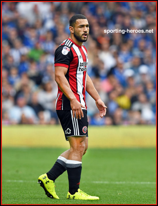 Cameron Carter Vickers League Appearances Sheffield United Fc