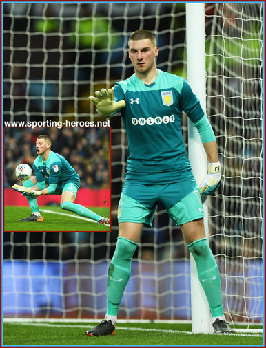 Sam JOHNSTONE - Aston Villa  - League Appearances
