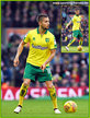 Moritz LEITNER - Norwich City FC - League Appearances