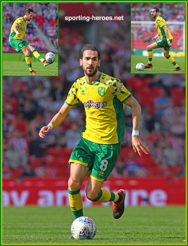Mario VRANCIC - Norwich City FC - League Appearances