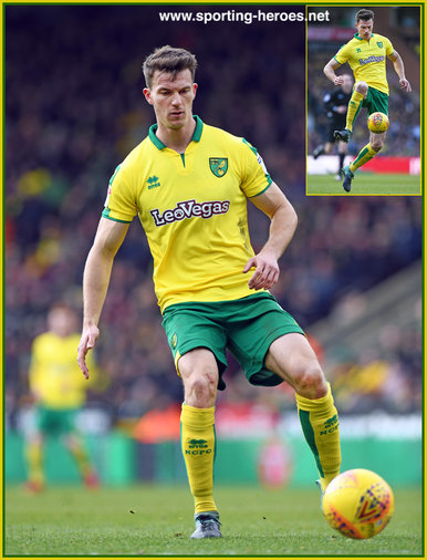 Christoph ZIMMERMANN - Norwich City FC - League Appearances