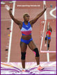 Yarisley SILVA - Cuba - Shared bronze medal at 2017 World Championships.