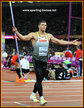 Andreas HOFMANN - Germany - 8th. in javelin at 2017 World Championships.