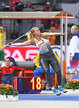 Christin HUSSONG - Germany - 2018 European javelin champion with record throw.