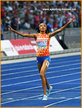 Sifan HASSAN - Netherlands - Winner of 5,000 metres at 2018 European Championships.