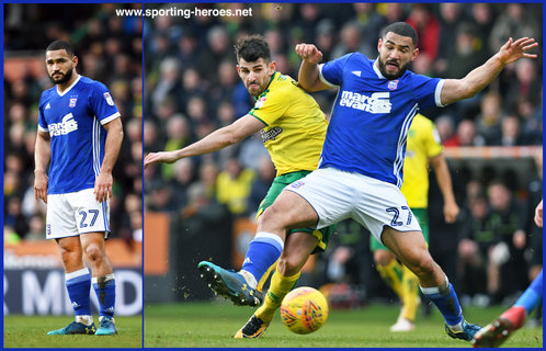 Cameron CARTER-VICKERS - Ipswich Town FC - League Appearances