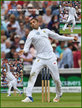 Keshav MAHARAJ - South Africa - 2017 Four Test series in England.