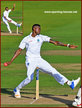 Alzarri JOSEPH - West Indies - 2017 Three Test series in England.
