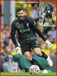 ALISSON - Liverpool FC - Premier League Appearances
